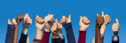 Thumbs up Fotolia 29992053 XS bought 25.7.12